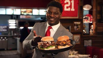 Arby's changing into LaDainian Tomlinson's Arby's Steakhouse to launch its newest steak sandwich line