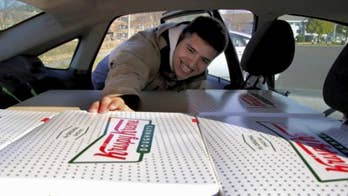 Krispy Kreme forces student to stop re-selling its sweet treats
