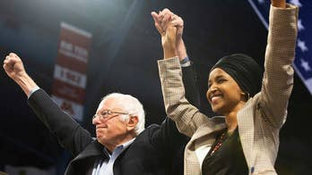 Sanders calls Omar 'extraordinary' as he teams up with 'Squad' member in New Hampshire