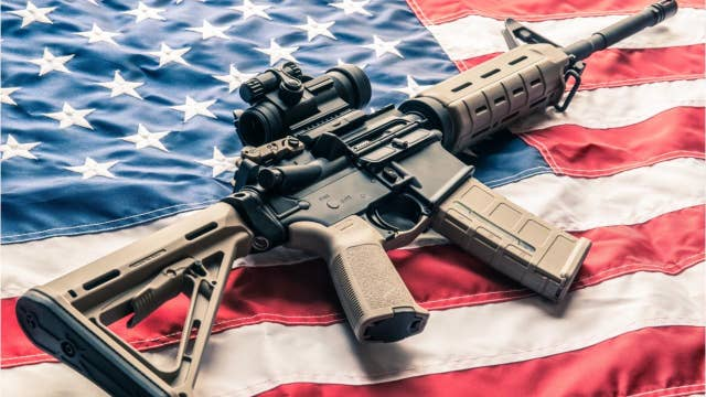 Pregnant Florida woman uses AR-15 to fend off burglars attacking her family