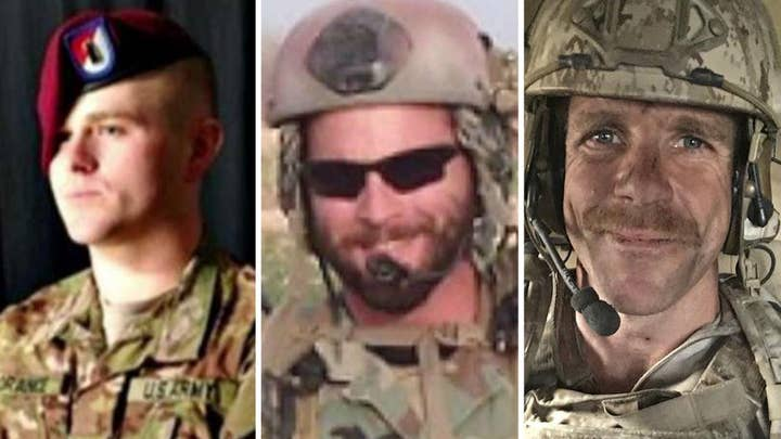Exclusive: Trump to take action on Lorance, Golsteyn, Gallagher war crimes cases