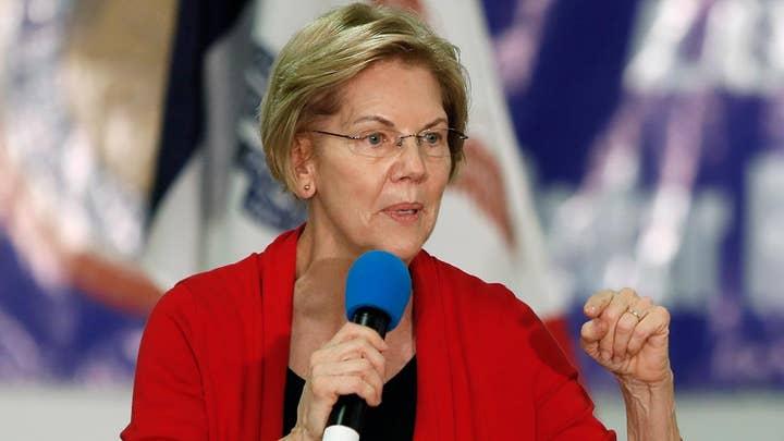 Elizabeth Warren defends $52 trillion price tag for her Medicare for all plan