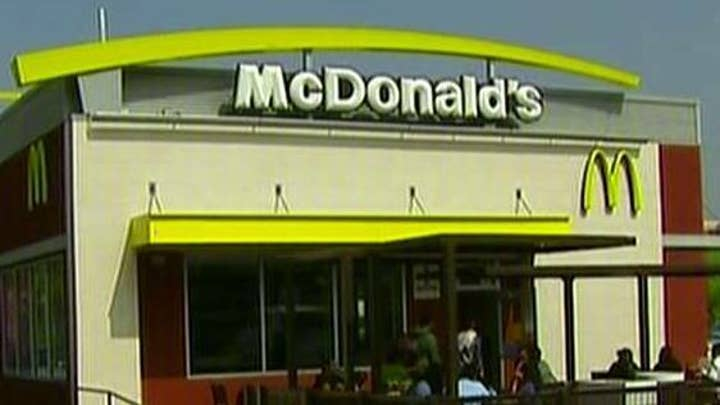 McDonald's CEO fired for dating employee