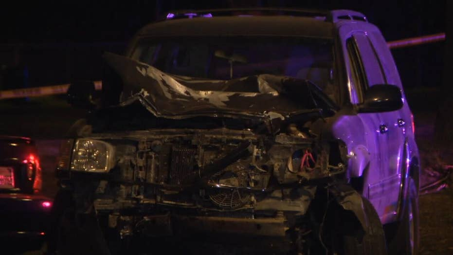 CA father and mother and 3-year-old son dead, after being struck by alleged DUI driver