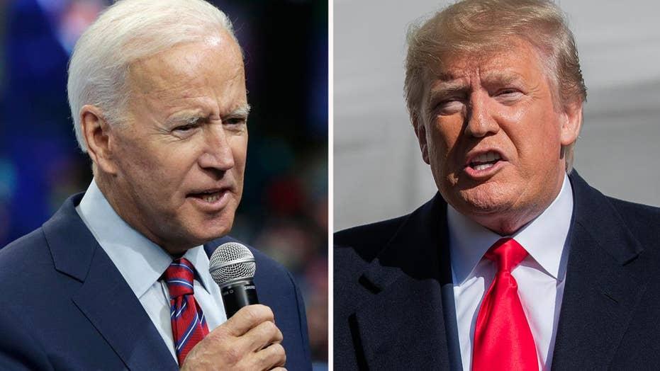 Can Biden beat President Trump if he's the Democrat nominee?