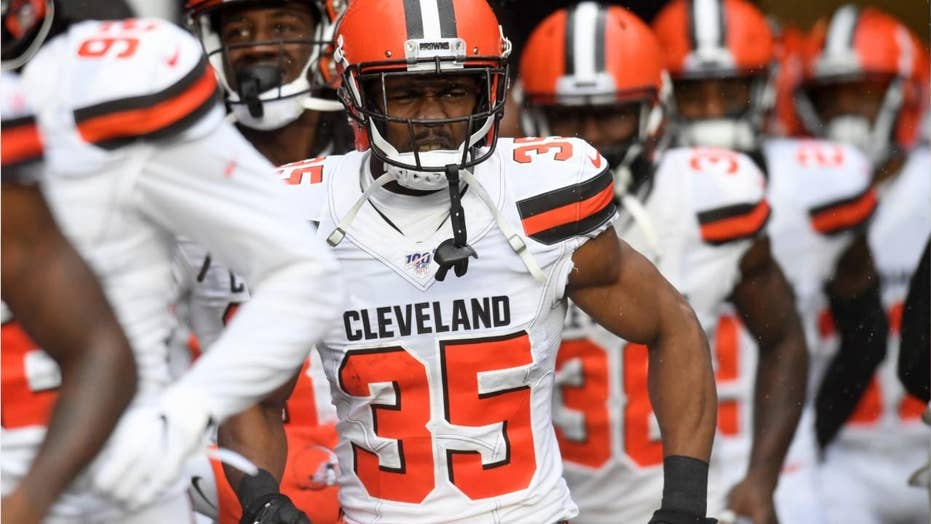 Cleveland Browns' Jermaine Whitehead lashes out at critics with profane tweets after loss