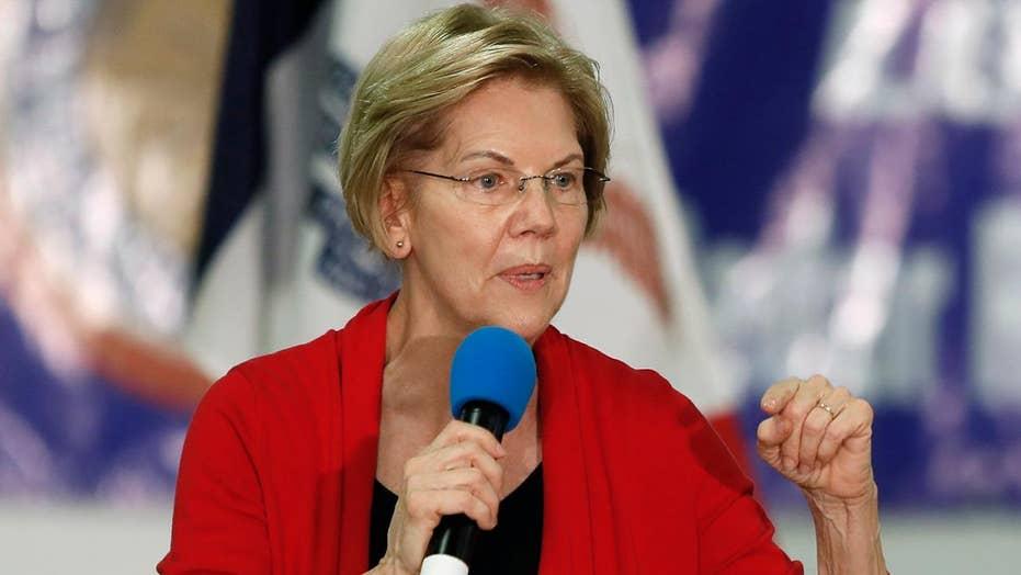 Elizabeth Warren defends $52 trillion price tag for her health care plan