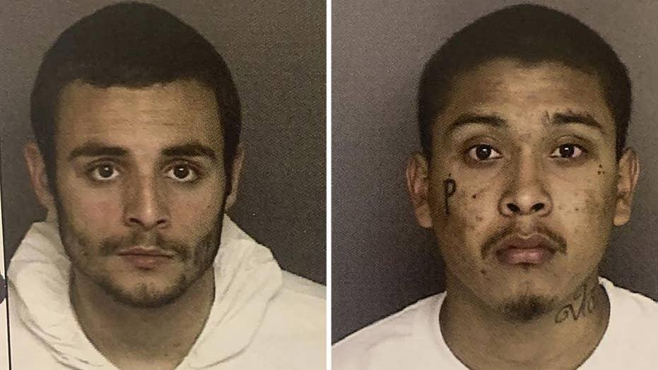 Manhunt underway for escaped murder suspects in California