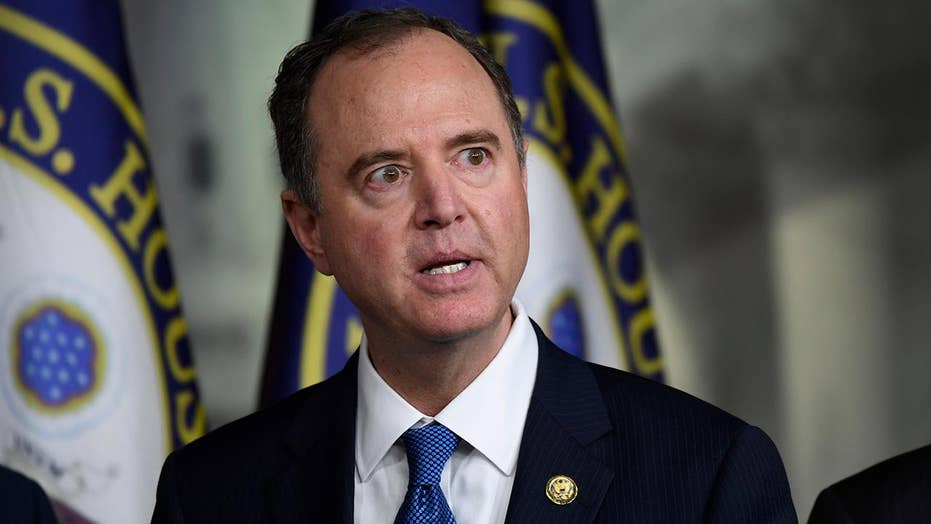 Rep. Adam Schiff releases transcripts from impeachment inquiry
