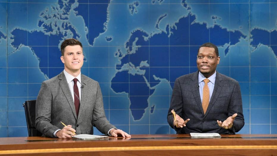 'Saturday Night Live' star Michael Che accused of sexist and ageist comments on 'Weekend Update'