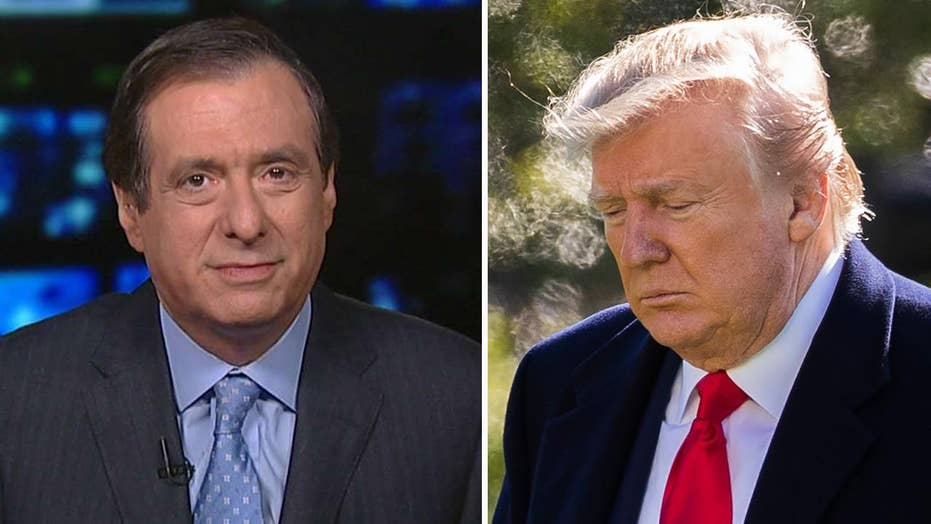 Howard Kurtz: Why the press can't magically move public opinion on impeachment