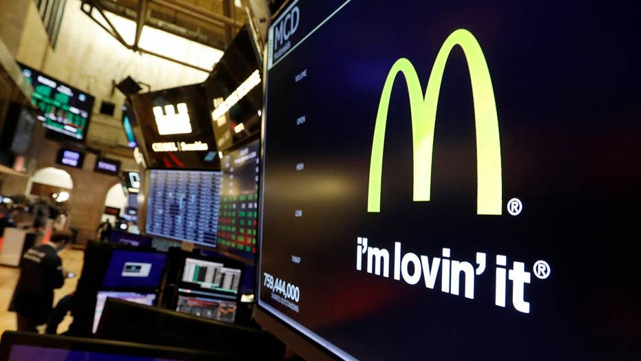 McDonald's fires CEO Steve Easterbrook