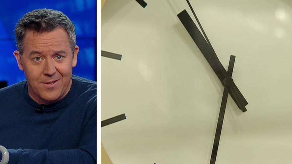 Gutfeld on why I hate Daylight Saving Time