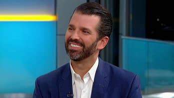 'Triggered' by Donald Trump Jr.