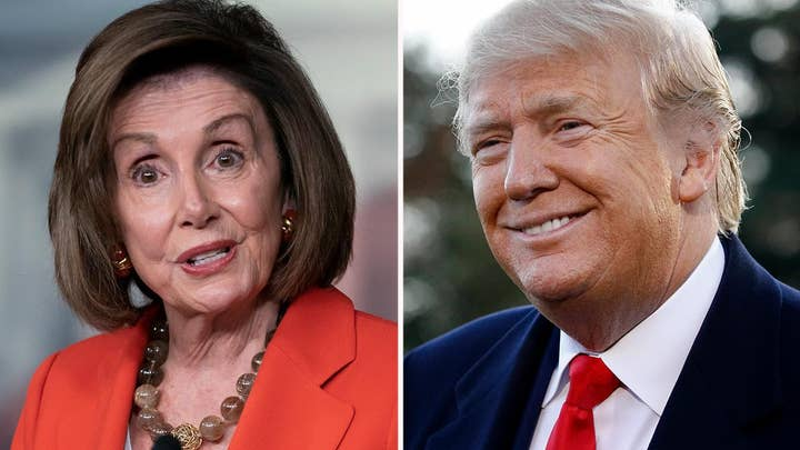 Nancy Pelosi should not be president if Trump administration is impeached, New York Times op-ed argues