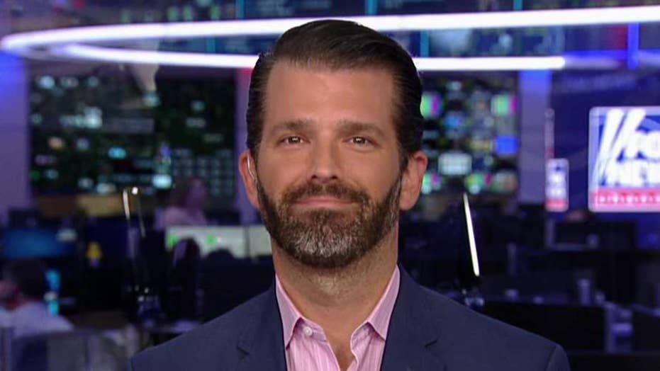 Don Jr. on Hunter Biden hypocrisy: The American people are sick of this