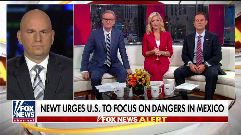 Brandon Judd: Cartels lashing out at US citizens because we're securing the border