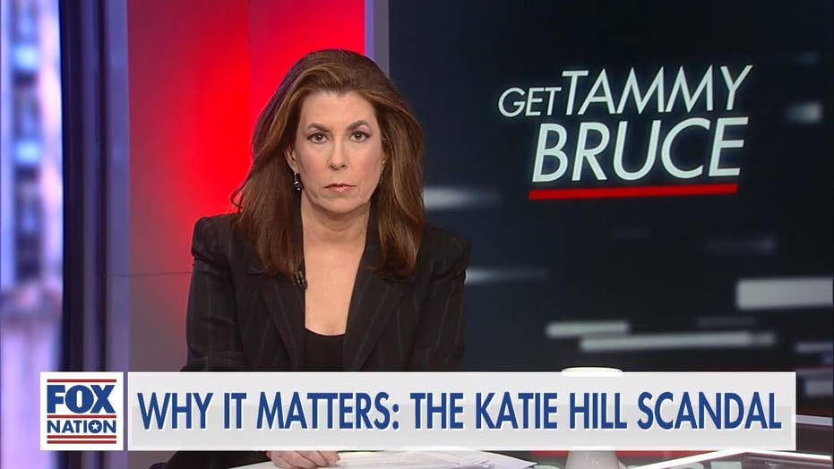Tammy Bruce goes after feminism following Katie Hill controversy