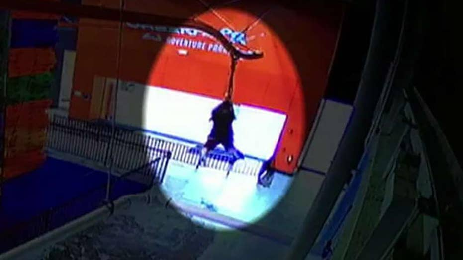 Family sues zip line operator after boy falls 20 feet in Florida