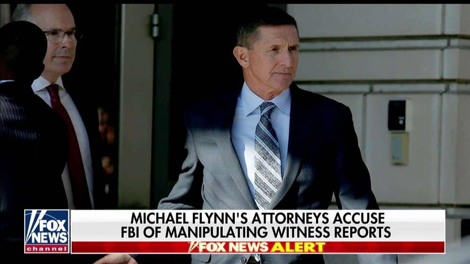 K.T. McFarland speaks out about Michael Flynn: 'It's time to investigate the investigators:'