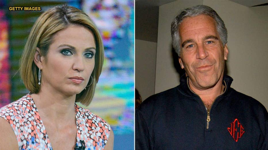 ABC News anchor caught on hot mic claiming network killed Jeffery Epstein bombshell