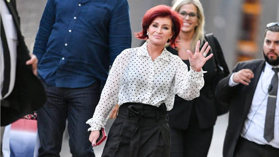 Sharon Osbourne is no fan of 'Baby its Cold Outside' remake