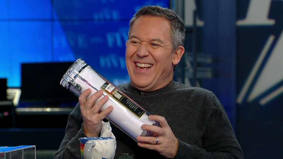 Gutfeld on being exactly one year from the election