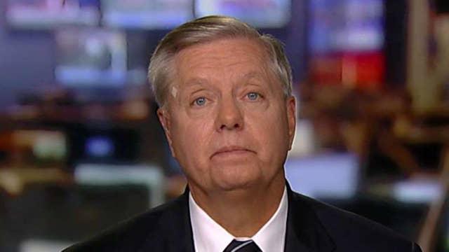 Graham on quid pro quo in Biden-Ukraine scandal