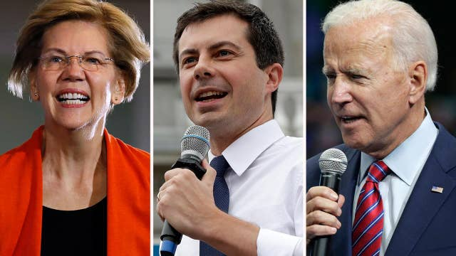 Which 2020 Democrats have a realistic shot at becoming the nominee?