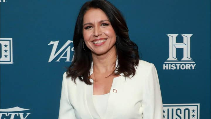 Tulsi Gabbard and Joy Behar have heated exchange over 'useful idiot' label and Hillary Clinton's 'Russian asset' claim