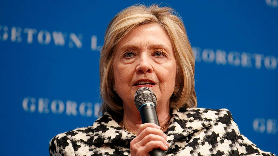 Clinton: Democrats need someone who can win Electoral College