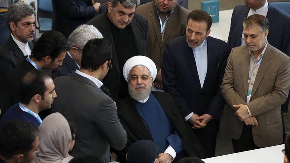 Iran injects uranium gas into centrifuges during subterraneous chief trickery in defilement of 2015 nuke deal