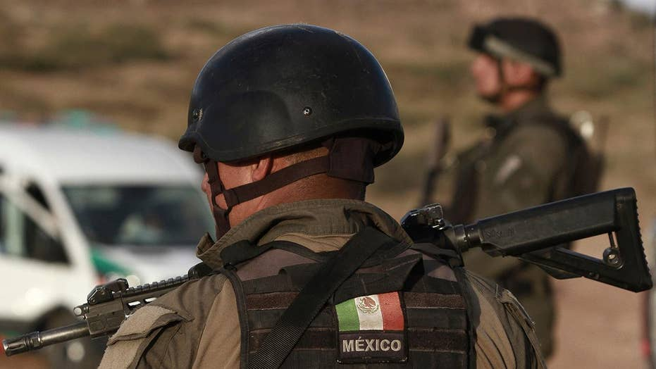 Mexican police arrest suspect potentially linked to massacre of 9 Americans