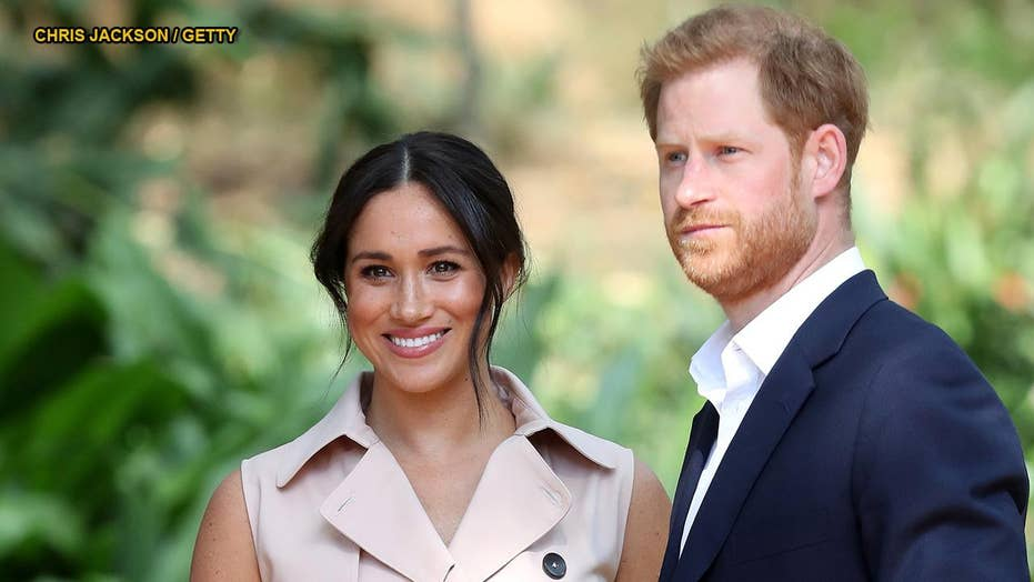 Meghan Markle could pursue a political role in the US, says royal filmmaker: 'Anything is possible'