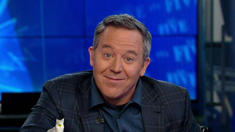Gutfeld on Hillary's late-night comedy routine