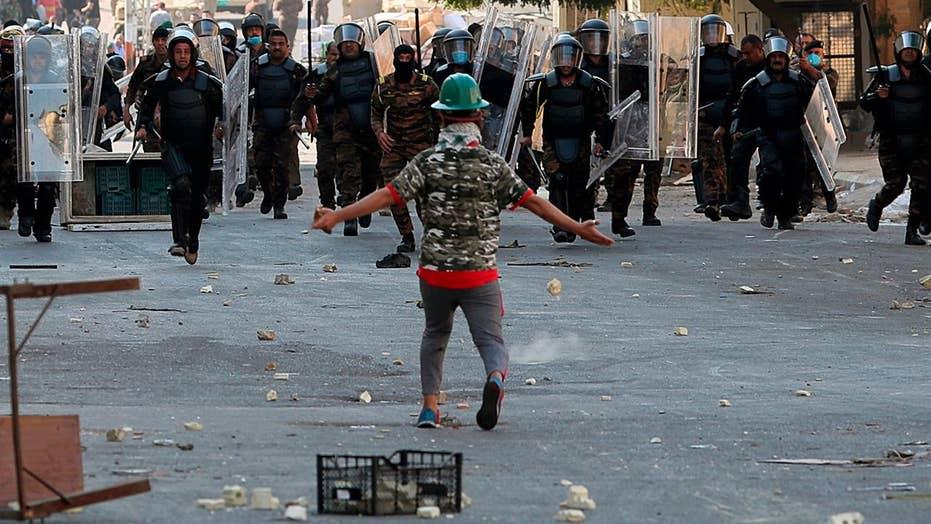 Iraq facing worst unrest since US toppled Saddam Hussein