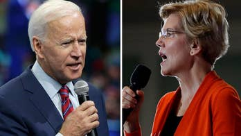 Biden attacks Warren: Is the play-nice approach of 2020 Democrats changing?