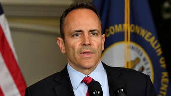 Kentucky Governor Bevin calls for a recount in close election