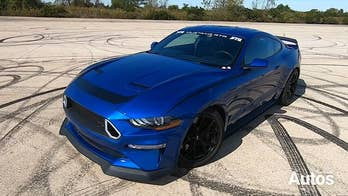 Series 1 Mustang RTR Test Drive