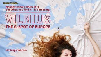 European city's X-rated tourism ad wins international travel award