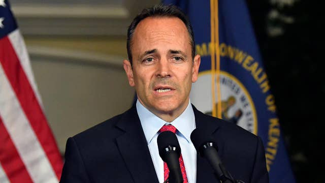 Is the Kentucky governor race a litmus test for Trump?
