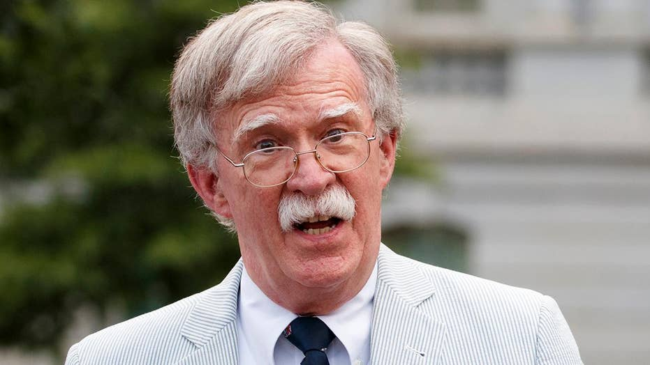 All eyes on if John Bolton will appear for impeachment deposition on Capitol Hill