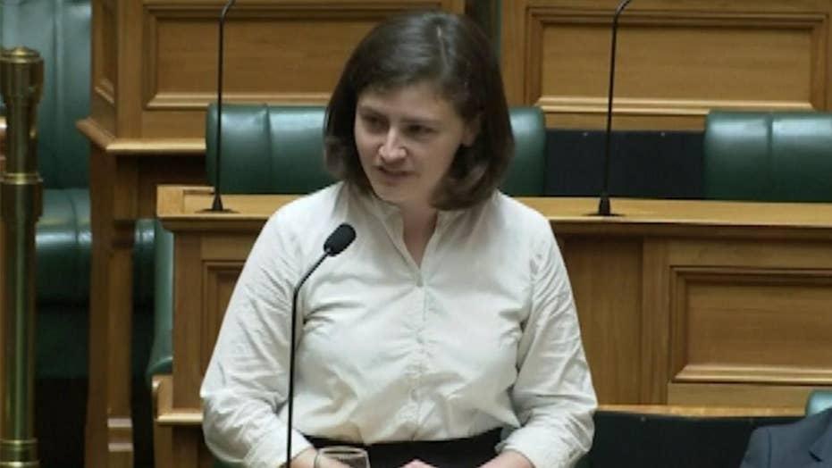 'OK boomer': Millennial MP in New Zealand responds to colleague during speech before parliament
