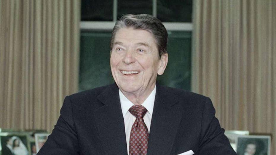 Reagan statue to be unveiled at US embassy in Berlin 30 years after fall of wall