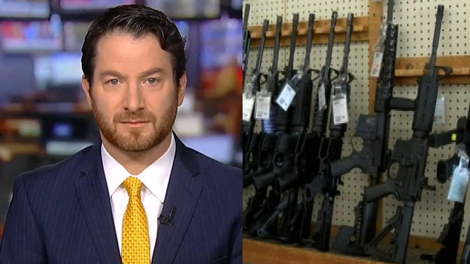 Fmr Dep Asst Secy of State: 'Guns in Mexico are essentially American guns'