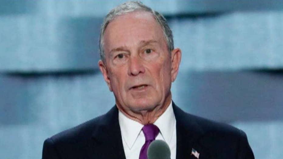 Michael Bloomberg preparing presidential campaign