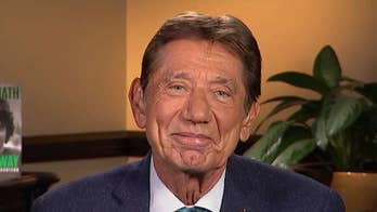 Joe Namath on his path to sobriety