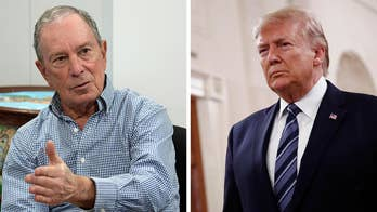 Media frenzy over potential Trump-Bloomberg matchup in 2020