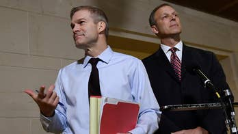 David Bossie: In fight against Trump impeachment witch hunt, Jim Jordan is wise addition to Intel Committee