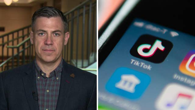 Rep. Jim Banks: China-owned TikTok needs to be investigated